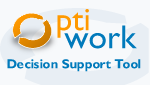 Optiwork Decision Support Tool